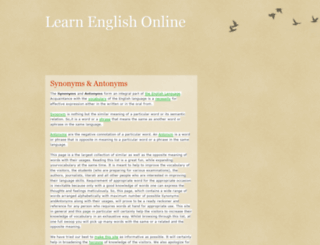 learnenglishonlinee.blogspot.com screenshot