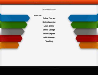 learnerstv.com screenshot