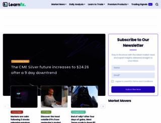 learnfx.com screenshot
