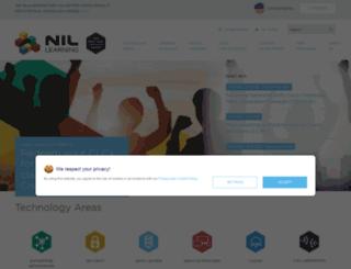 learning.nil.com screenshot