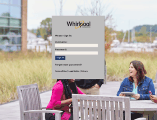 learning.whirlpool.com screenshot