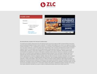learning.zaxbys.com screenshot