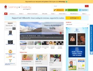 learningandcreativity.com screenshot