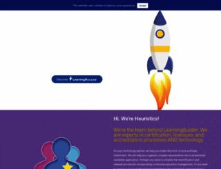 learningbuilder.com screenshot