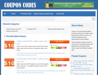 learningcouponz.com screenshot