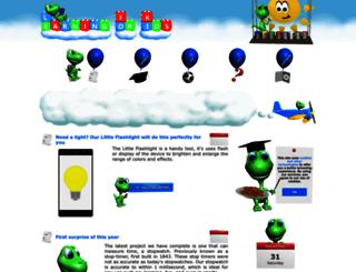 learningforkids.net screenshot