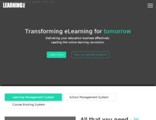 learninginc.com.sg screenshot
