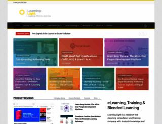 learninglight.com screenshot