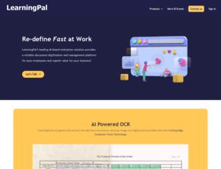 learningpal.com screenshot