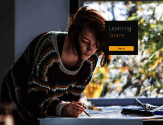 learningspace.falmouth.ac.uk screenshot