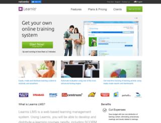 learnis.com screenshot