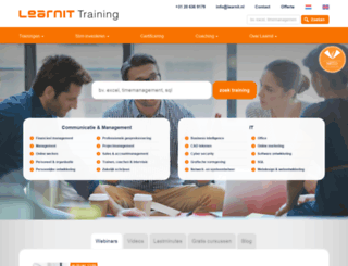 learnit.nl screenshot