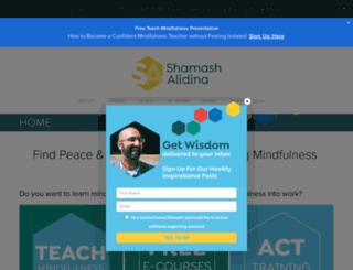 learnmindfulness.co.uk screenshot