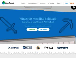 learntomod.com screenshot