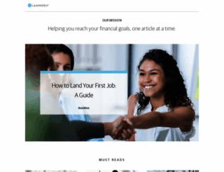 learnvest.com screenshot