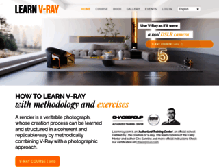 learnvray.com screenshot