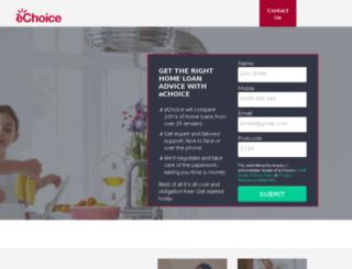 leasechoice.com screenshot