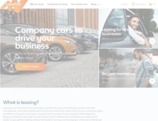 leaseplan.co.in screenshot