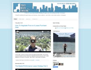 leasepurchasecoach.blogspot.com screenshot