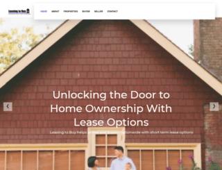leasingtobuy.com screenshot