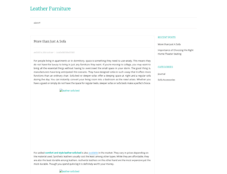 leatherfurniture.bcz.com screenshot