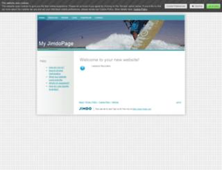 lebanonrecruiters.jimdo.com screenshot