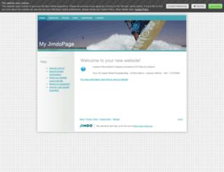 lebanonrecruitmentcompany.jimdo.com screenshot