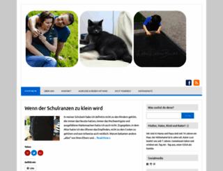 lebelieberbunt.de screenshot