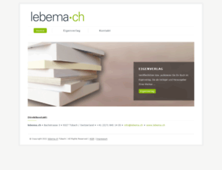 lebema.ch screenshot