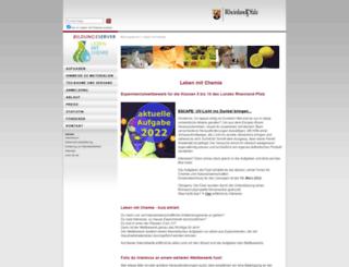 leben-mit-chemie.bildung-rp.de screenshot