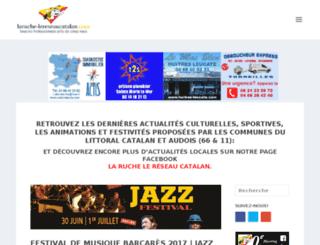 leblog.lereseau-laruche.com screenshot