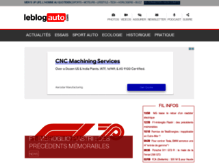 leblogauto.com screenshot