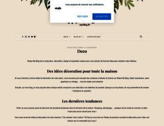 leblogdecomydz.fr screenshot