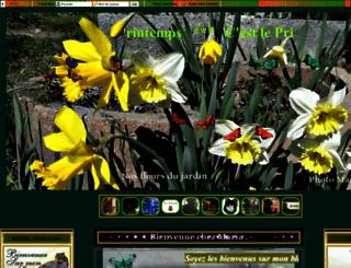 leblogdemaria.eklablog.com screenshot