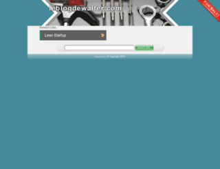 leblogdewalter.com screenshot