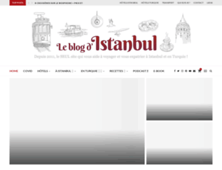 leblogdistanbul.com screenshot