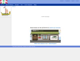 lebmania.com screenshot