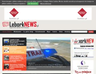 leborknews.pl screenshot