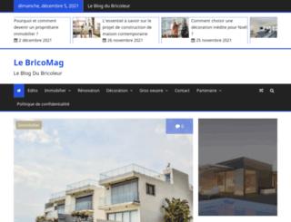 lebricomag.com screenshot