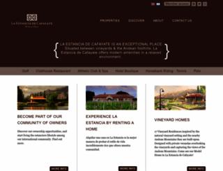 lec.com.ar screenshot