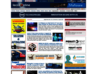 leccoonline.com screenshot