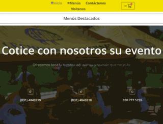 lechonaelgordo.com screenshot
