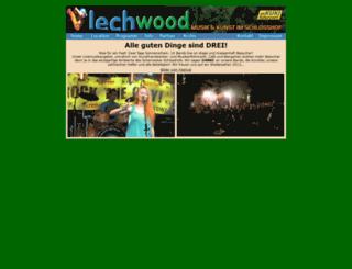 lechwood.de screenshot