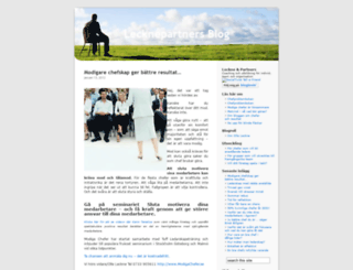 lecknepartners.wordpress.com screenshot