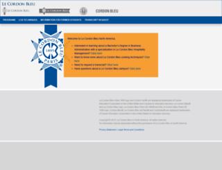 lecordonbleu-miami.com screenshot