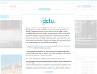 lecourrier-lecho.fr screenshot
