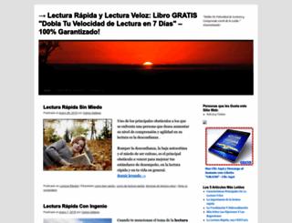 lecturaveloz7.wordpress.com screenshot