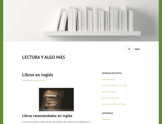 lecturayalgomas.wordpress.com screenshot