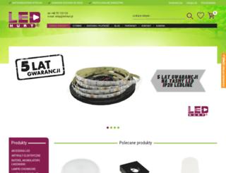 led-hurt.pl screenshot