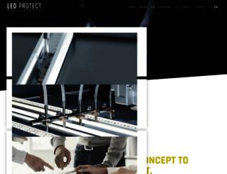 led-protect.de screenshot